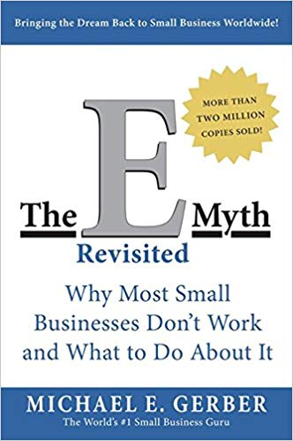 The E-Myth business books