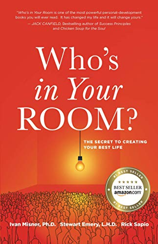 Who's In Your Room? business books