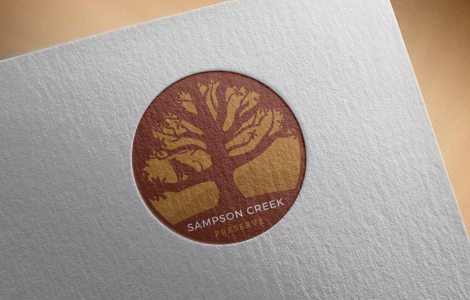Sampson Creek Preserve Logo