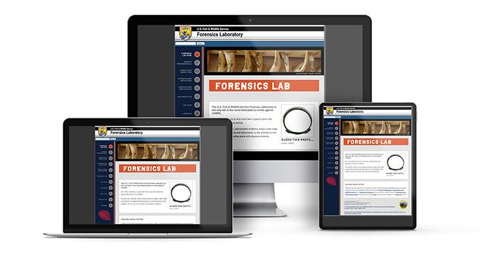 USFWS Forensics Lab
