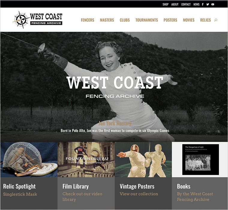 West Coast Fencing Archive