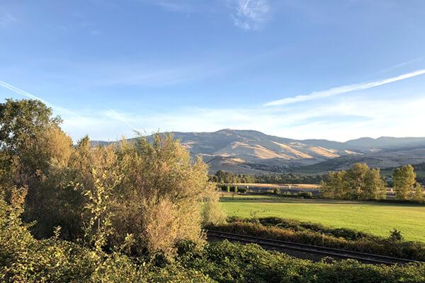 Beautiful Ashland Oregon