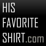 His Favorite Shirt