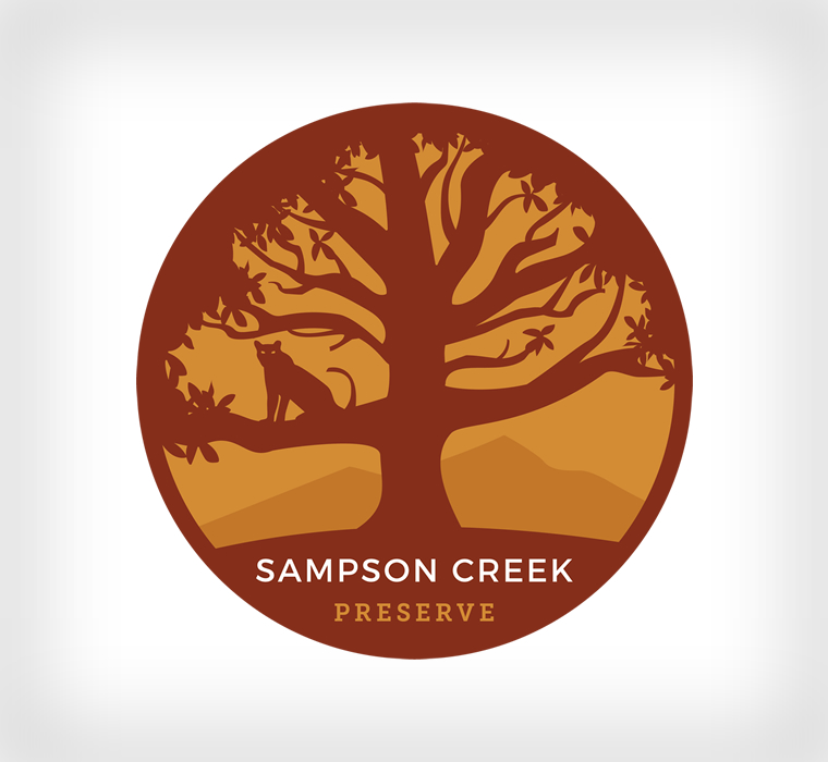 Sampson Creek Preserve Logo