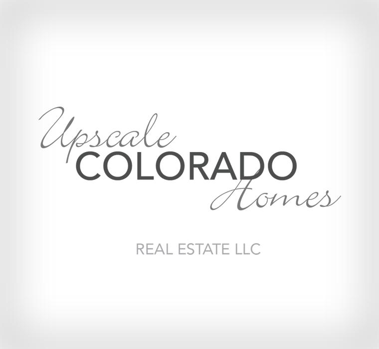 Upscale Colorado Homes Logo