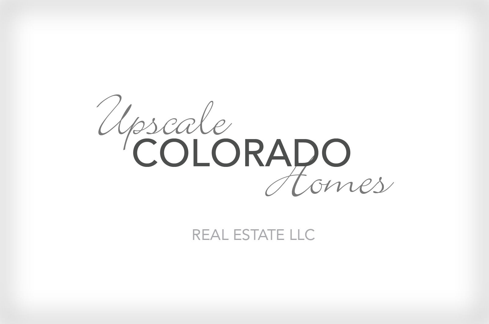 Upscale Colorado Homes