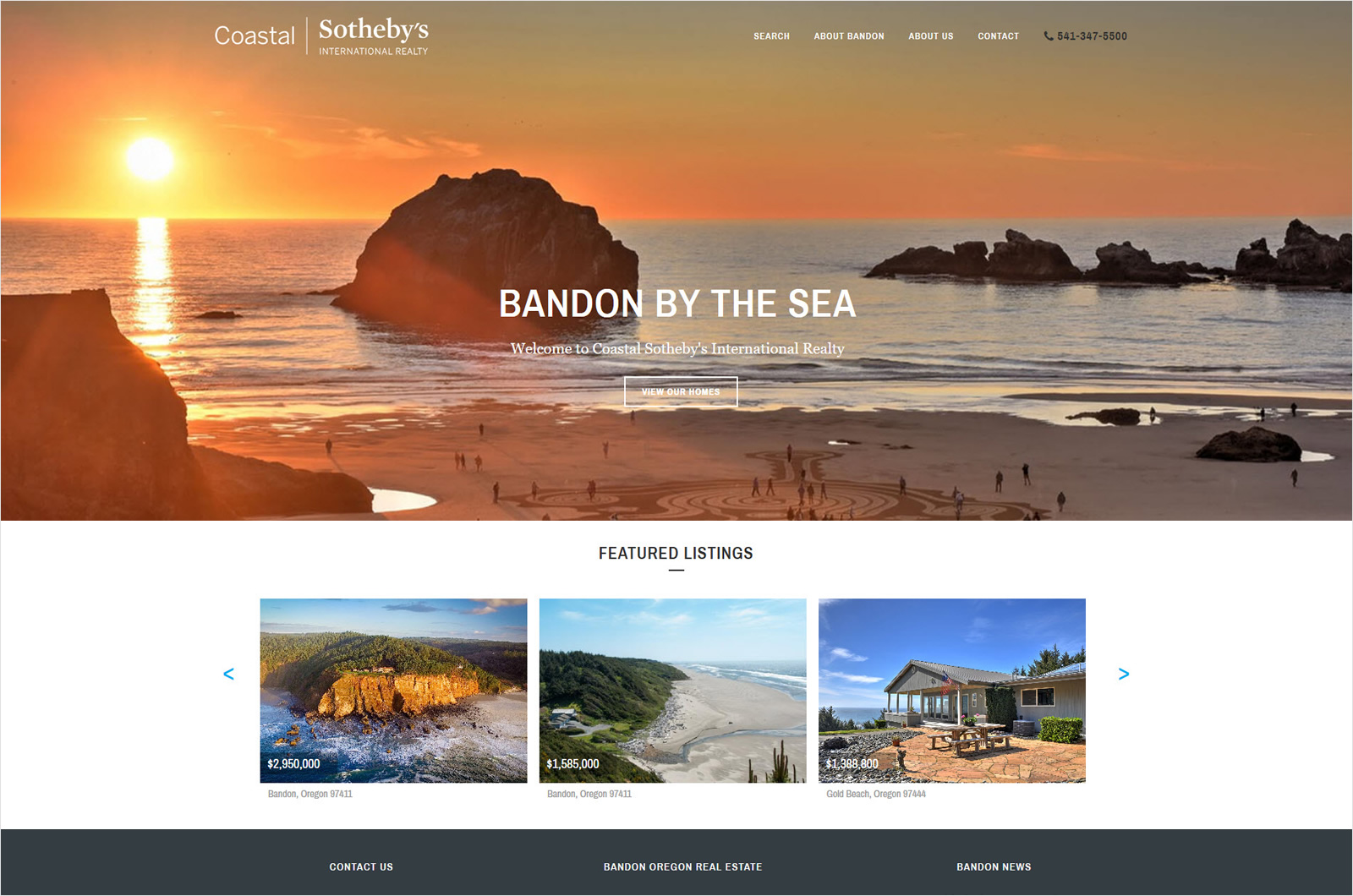 Coastal Sotheby's International Realty Bandon Property
