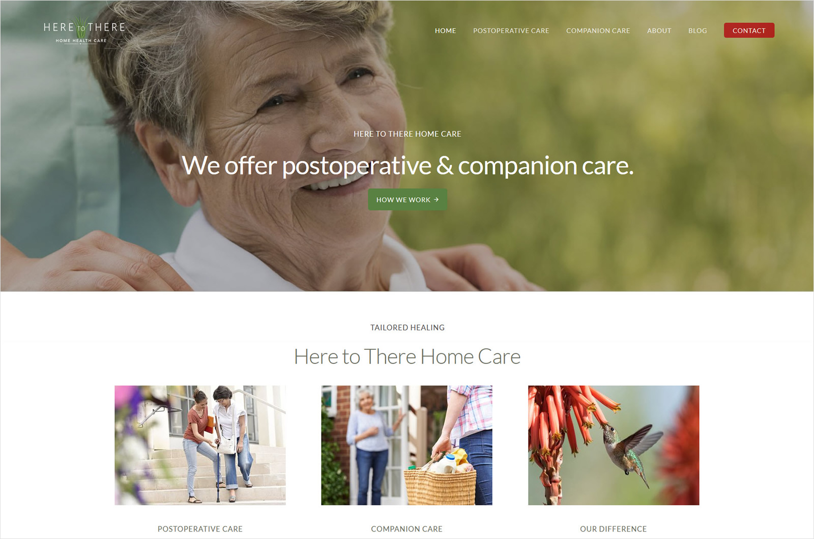 Here to There Home Care