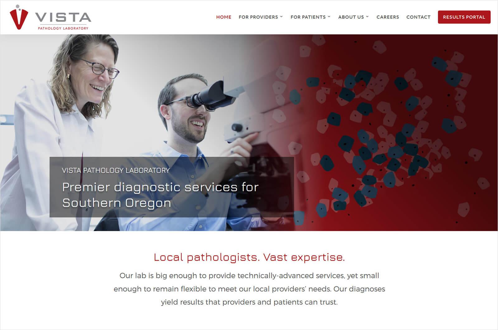 Vista Pathology Lab