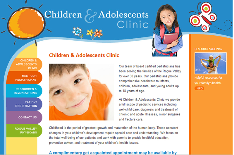 Chilren & Adolescents Clinic