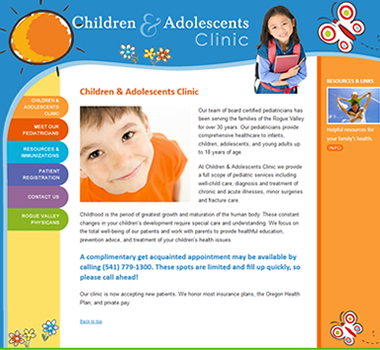 Children & Adolescents Clinic