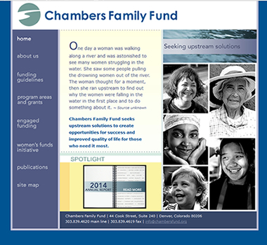 Chambers Family Fund