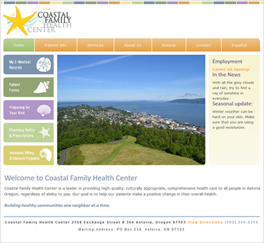 Coastal Family Health Center