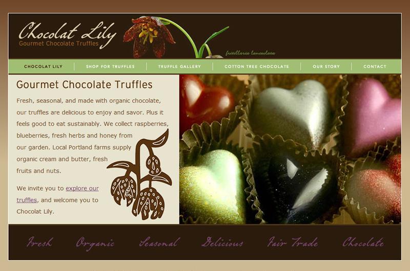 Chocolat Lily