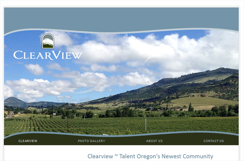 Clearview in Talent Oregon