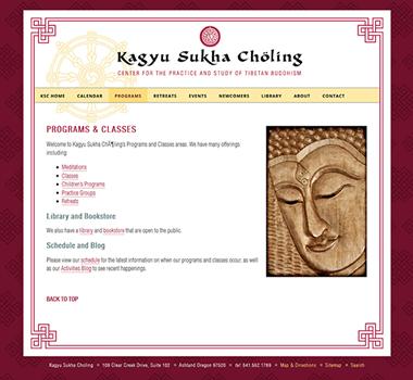 Kagyu Sukha Chöling