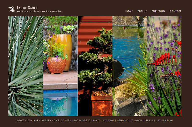Laurie Sager and Associates Landscape Architects