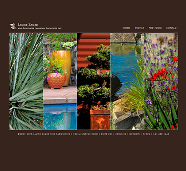Laurie Sager Landscape Architects
