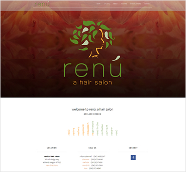 renú hair salon