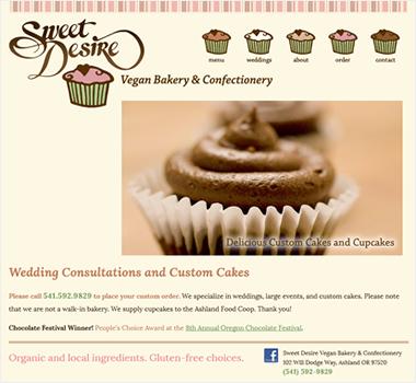Sweet Desire Bakery