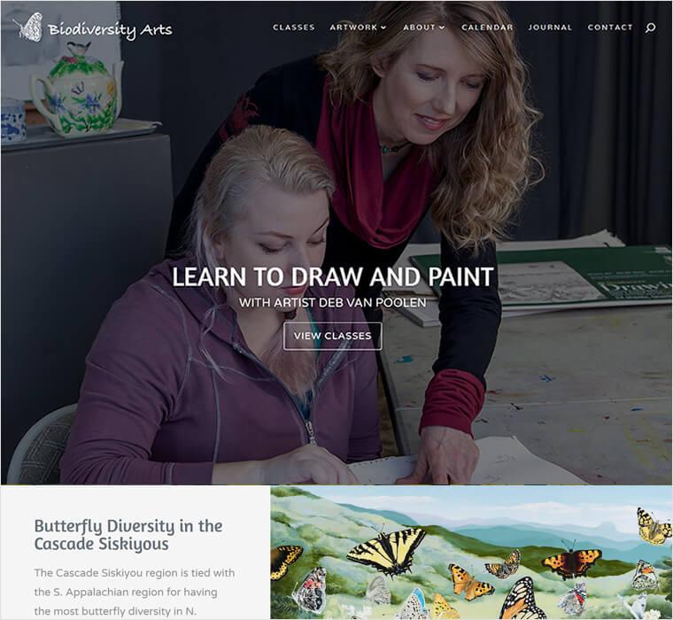 Biodiversity Arts