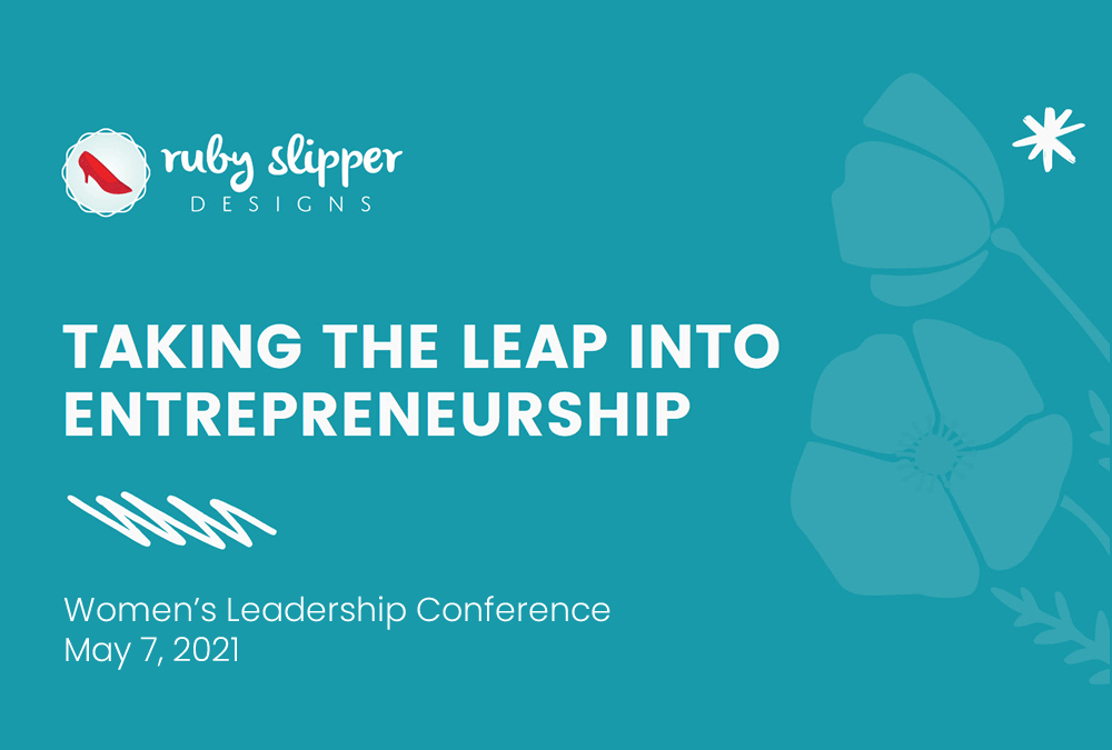 Taking the Leap into Entrepreneurship