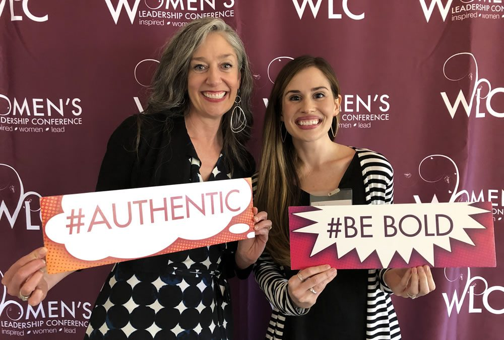 Rekindled at the Women's Leadership Conference